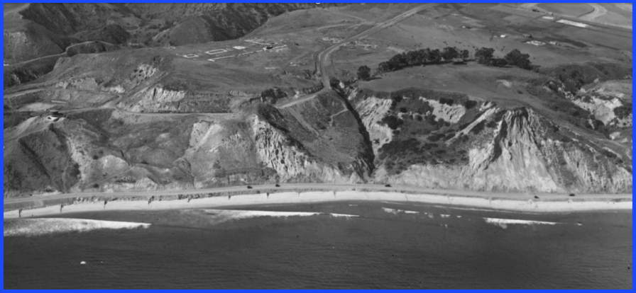 Coastal Bluffs 1924